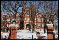 Marshall University - Old Main -1