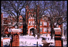 Marshall University - Old Main -2