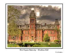 West Virginia University - Woodburn Hall -1