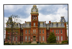 West Virginia University - Woodburn Hall -2